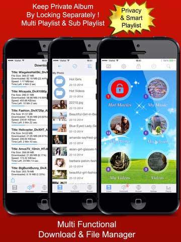 تطبيق Video iDownloader Pro لتحميل الفيديو
