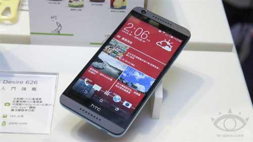 شركة HTC تعلن رسميا عن جهاز HTC Desire 626