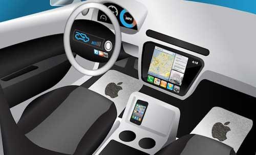إشاعة: آبل قد تقوم بتصنيع سيارة ذكية !