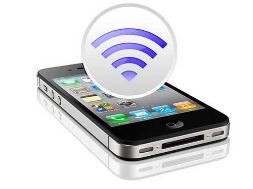 شرح تحويل الأيفون إلى رواتر - يبث انترنت 3G