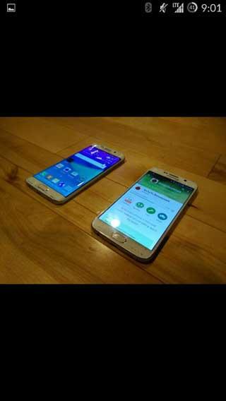 صور مسربة لجالاكسي S6 وجالاكسي S6 Edge