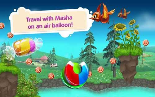 لعبة Masha التعليمية والمسلية في آن واحد