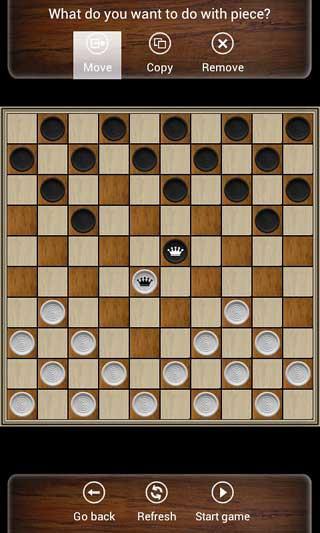 لعبة Draughts 10x10 - Checkers الشهيرة للأندرويد