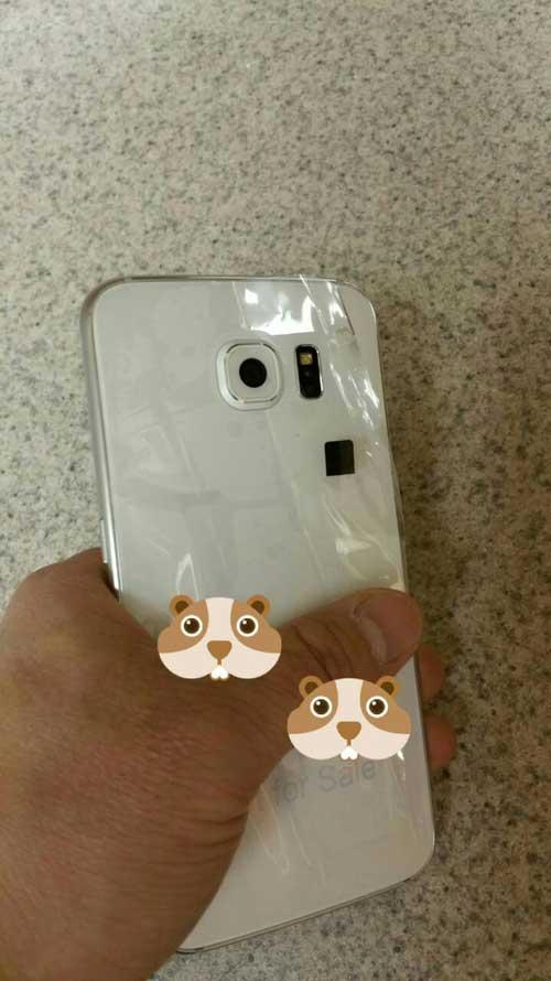 صور جديدة مسربة لجهاز جالاكسي S6 - تصميم مميز