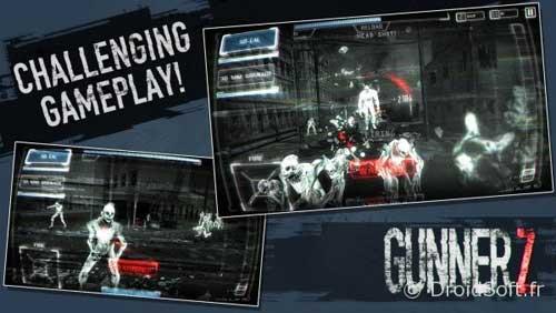 لعبة Gunner Z المميزة والحركية للاندرويد