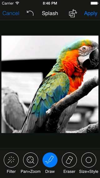 تطبيق Photo Artist تطبيق متكامل يسمح لك بتحرير صورك بطريقة احترافية