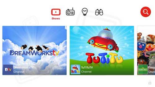 تطبيق YouTube Kids فيديوهات من جوجل مخصصة للأطفال