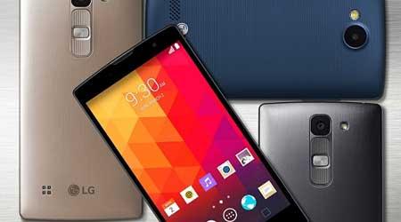 شركة LG تعلن عن أربع أجهزة مميزة بنظام الأندرويد 5.0