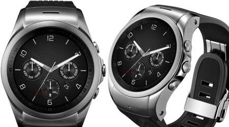 شركة LG تعلن عن نسخة تدعم LTE من ساعة G Watch Urbane