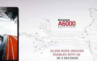 مذهل: لينوفو باعت 20 ألف جهاز A6000 في ثلاث ثواني فقط !