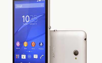 سوني تعلن رسميا عن جهازها Xperia E4