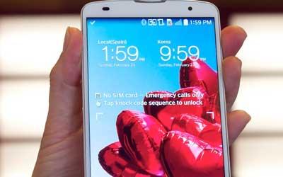 جهاز LG G Pro 2 يبدأ بالحصول على الأندرويد 5.0