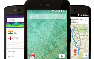 جوجل تكشف عن المزيد من أجهزة Android One منخفضة التكلفة !