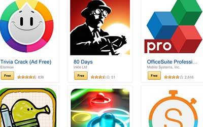 صورة أكثر من 30 تطبيق أندرويد مدفوع أصبح مجانا لوقت محدود
