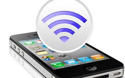 شرح تحويل الأيفون إلى راوتر - لبث انترنت واي فاي للاجهزة التي حولك
