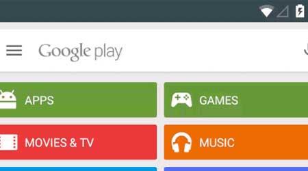 تحديث متجر جوجل بلاي للاندرويد وتحسين خاصية البحث