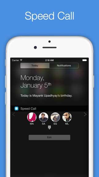 تطبيق Orby Widgets يوفر لك خيارات جديدة لمركز الإشعارات