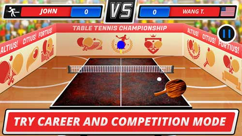 لعبة Table Tennis 3D
