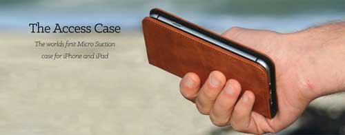 إكسسوارات: محفظة أيفون 6 راقية لمحبي الفخامة