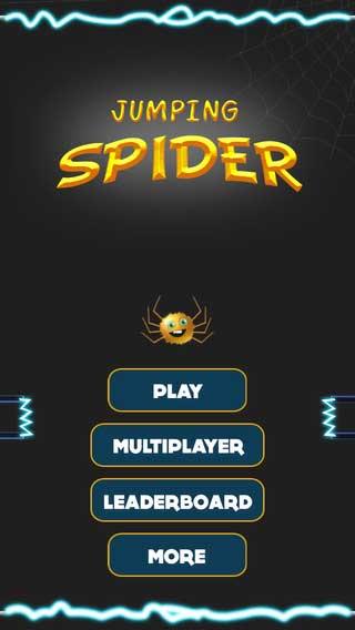 لعبة Crappy Spider