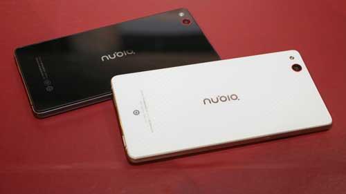 شركة ZTE تعلن جهاز Nubia Z9 Max وأخوه الصغير