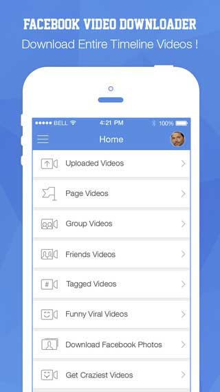 تطبيق Video Downloader الرائع لتحميل