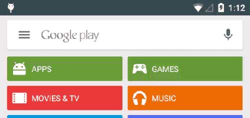 تحميل آخر تحديث لمتجر جوجل بلاي - ملف APK