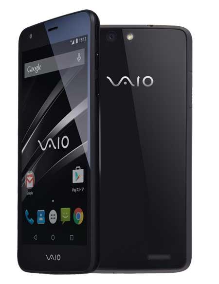 شركة VAIO تعلن عن أول هاتف ذكي من إنتاجها !