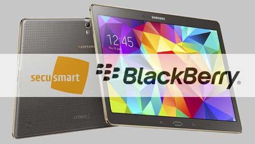 بلاكبيري تعلن عن الجهاز اللوحي Galaxy Tab S 10.5 !