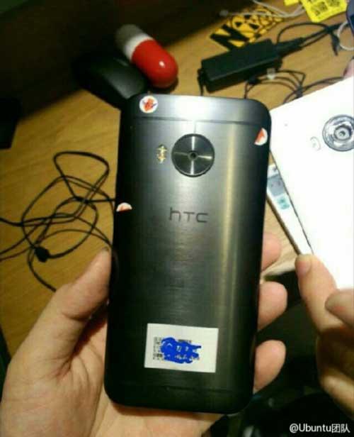 صور وتسريبات جديد حول جهاز HTC One M9 Plus