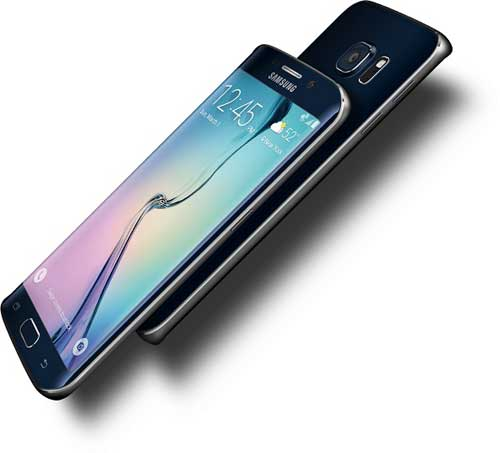 سامسونج تعلن عن جهاز Galaxy S6 Edge ذو شاشة منحنية