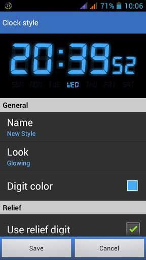 تطبيق Easy Alarm Clock - منبه مميز للأندرويد