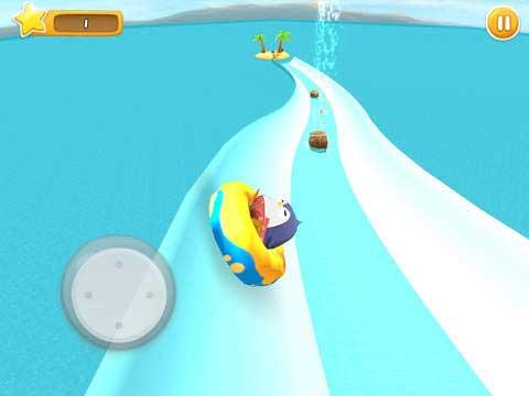 لعبة South Surfers 3D المسلية والممتعة للاندرويد