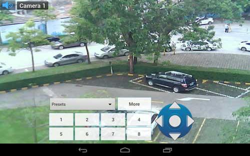 تطبيق لمشاهدة فيديو كاميرات iP عن بعد