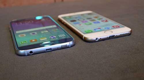 التصميم والشكل، جالاكسي S6 = الأيفون 6 !