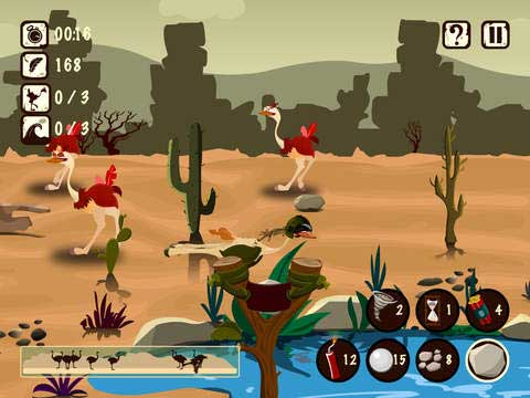 لعبة Desert Hunter المميزة والرائعة للاندرويد