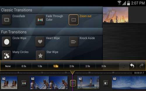 تطبيق KineMaster الاحترافي لتحرير الفيديو للأندرويد