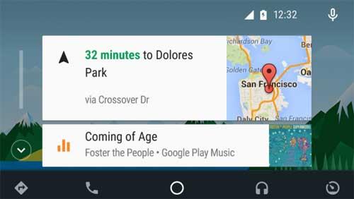 تطبيق Android Auto لربط جهازك مع سيارتك