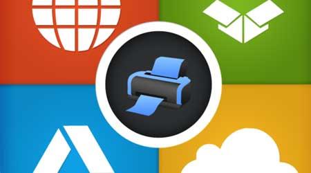 تطبيق Printer and PDF Converter لإدارة ملفات PDF