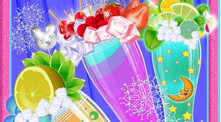 لعبة بائع العصير التعليمية - علّم طفلك صناعة عصائر شهية