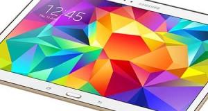 الجهاز اللوحي Galaxy Tab S 10.5 يحصل على الاندرويد 5.0.2