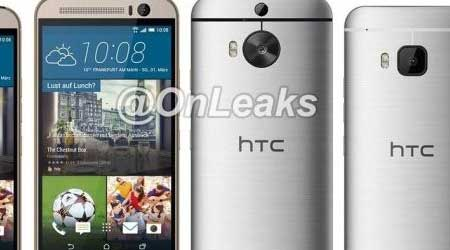 تفاصيل جديدة مسربة حول جهاز HTC One M9 Plus