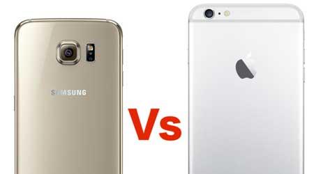 Photo of الأيفون 6 بلس ضد جالاكسي S6: أيهما أفضل؟