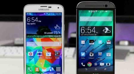 كم ستكون أسعار: جالاكسي S6 و HTC One M9 ؟