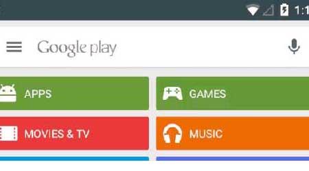تحميل آخر تحديث لمتجر جوجل بلاي - ملف APK مباشر