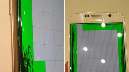 صورة عذرا سامسونج: جهاز Galaxy S6 قد لا يكون ذو جودة عالية