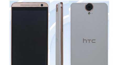 صور وتفاصيل مسربة حول جهاز HTC One E9