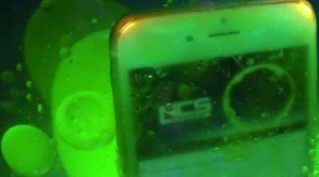فيديو: اختبار وضع أيفون 6 ذهبي داخل مياه ساخنة