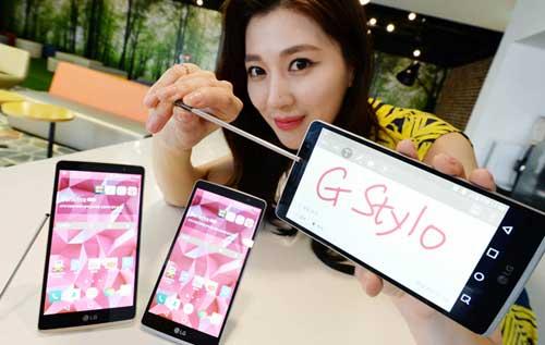 شركة LG تعلن عن جهاز LG G Stylo ذو الشاشة الكبيرة
