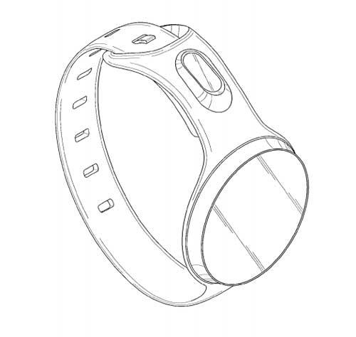 ساعة سامسونج Galaxy Gear W هل ستكون دائرية؟